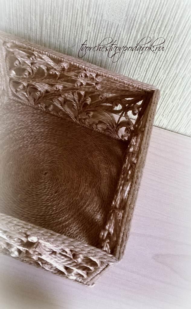 Шкатулка для рукоделия