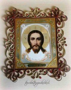 Нерукотворный образ Христа