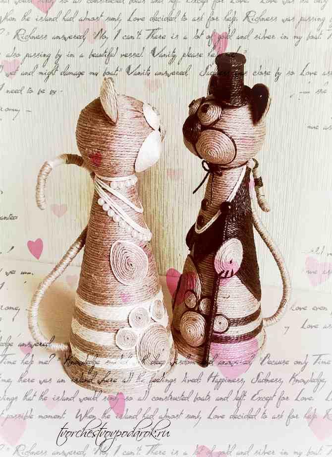 сувенирные коты