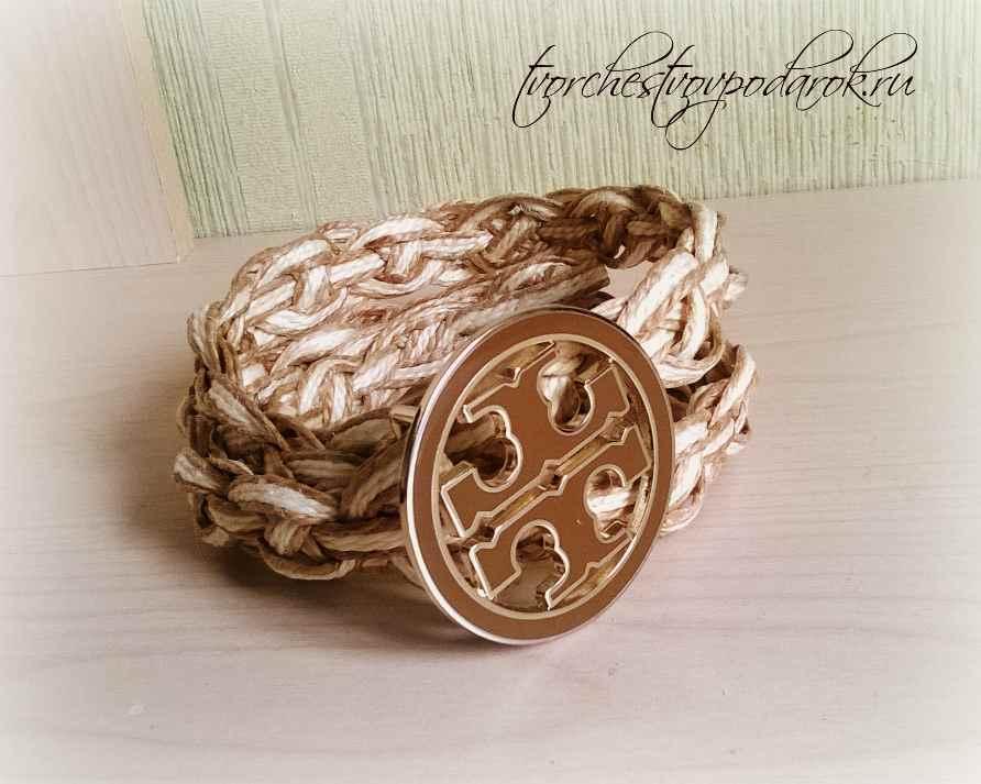 Плетеный ремень для джинсов своими руками.Джутовая филигрань мастер-класс схемы узоров трафареты для начинающих.Оригинальный ремень.