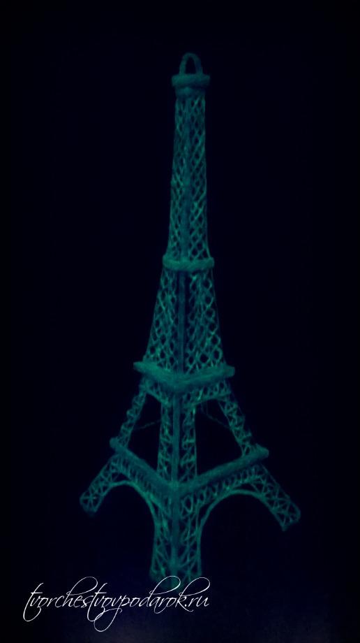 Эйфелева башня своими руками