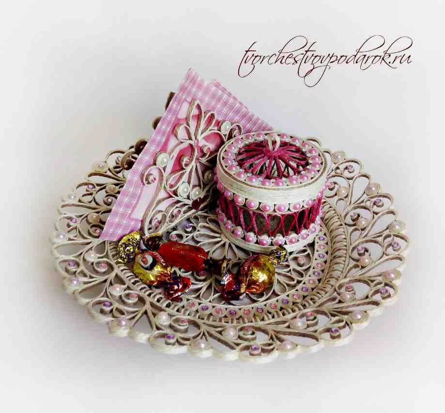 настенная декоративная тарелка