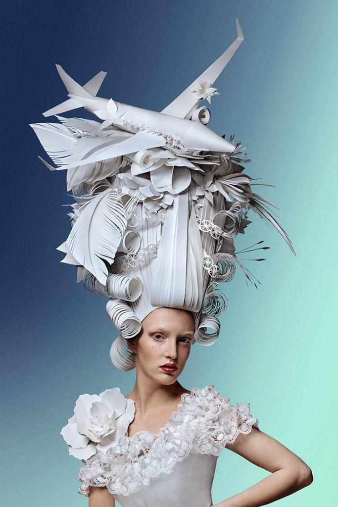 ася козина и ее объемная бумагопластика