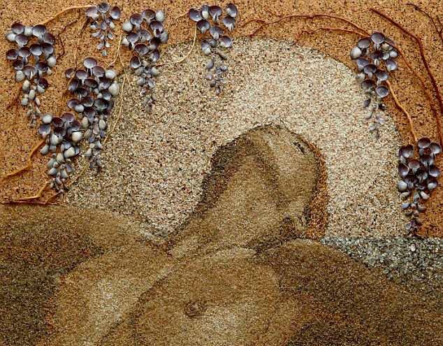 картины из песка своими руками